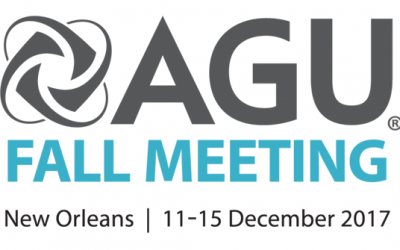 AGU Fall Meeting 2017 in New Orleans