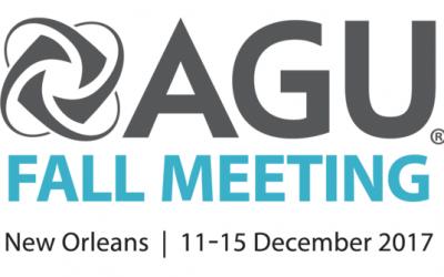 AGU Fall Meeting 2017 in New Orleans