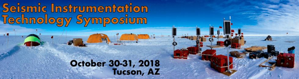ISTI/Geobit at the Seismic Instrumentation Technology Symposium 2018
