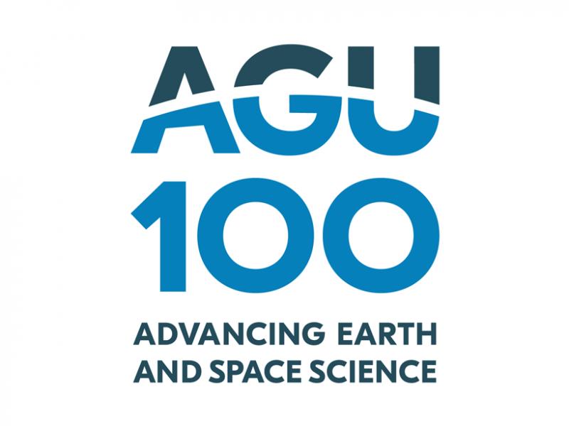 Geobit is exhibiting at AGU100, Washington DC