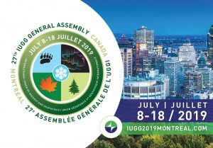 Visit ISTI @ IUGG 2019 in Montreal