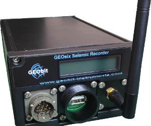 GEOsix Low Power Digitizer-Recorder